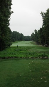 Whiskey Creek 4th hole