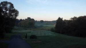 Worthingon Manor 1st hole