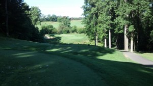 Worthington Manor 17th hole