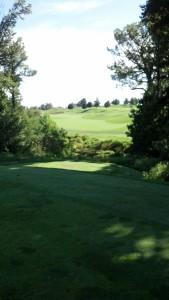 Worthington Manor 18th hole