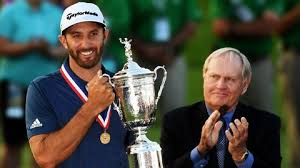 Maybe just have Nicklaus or Player hand out the US Open trophy for a while.