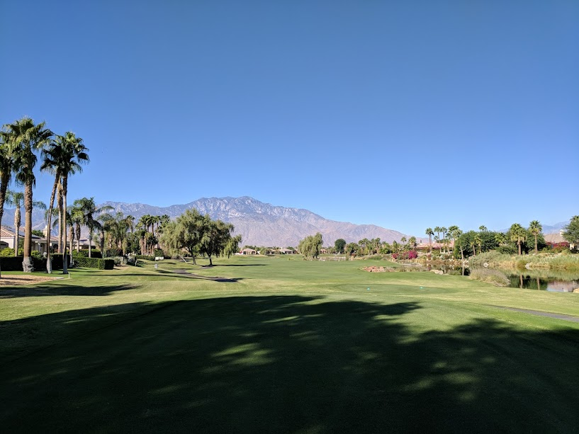 Being able to play in the desert is always worth giving thanks.